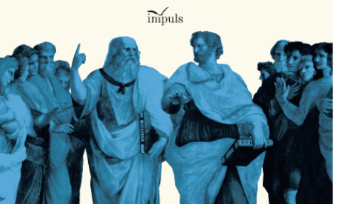 szkoła ateńska - okładka